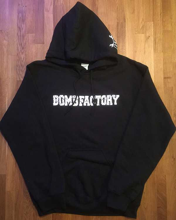 BxF HOODIE PULLOVER PARKA