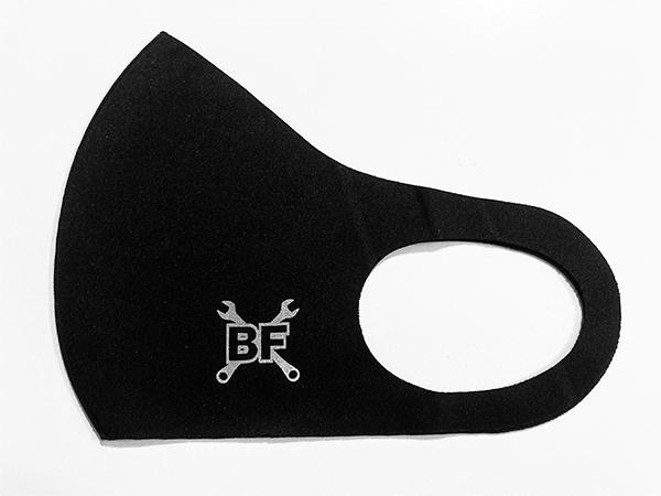 BxF 3D Mask -Black-