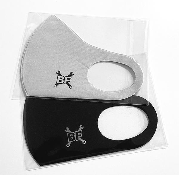 BxF 3D Mask -Gray-