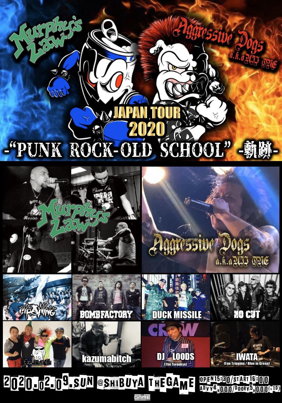 02/09(日) 渋谷 THE GAME